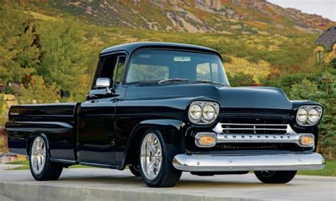 Chevrolet Apache 1952 Review, Amazing Pictures And Images