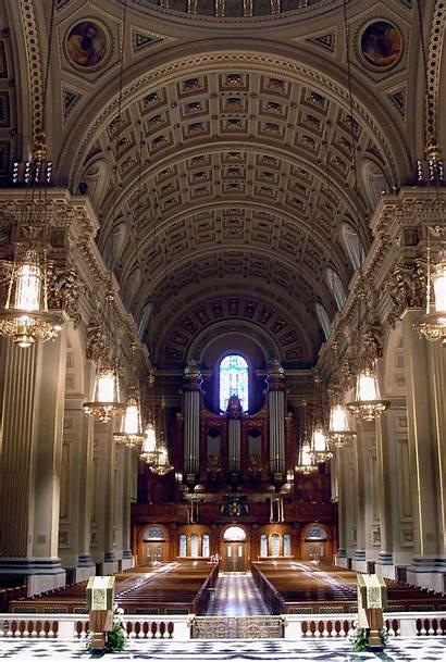 Cathedral Organ Basilica Philadelphia Peter Paul Saints
