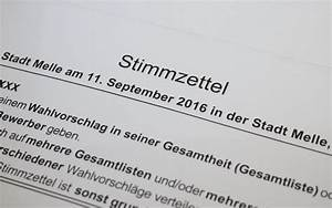 Rechnung Getragen : wunsch der b rger rechnung getragen musterstimmzettel im ~ Themetempest.com Abrechnung