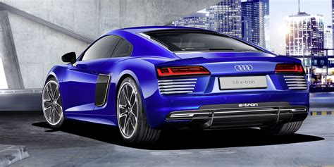 audi mulling  electric supercar report