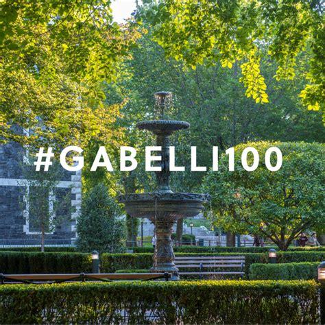 gabelli school business announces centennial tagline competition