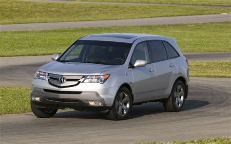 acura mdx 2009 widescreen exotic car picture 07 of 22