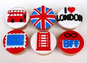 London Cupcakes - Cake by CupcakeCity - CakesDecor