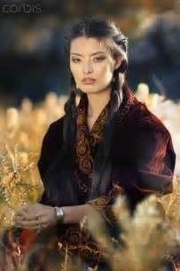 Kazakh Mongolia Girl