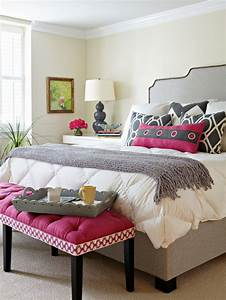 1001 conseils et idees pour une chambre en rose et gris With tapis chambre bébé avec oreiller fleur de sarrasin