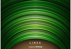 Abstract Green Lines Background - Download Free Vector Art ...