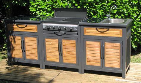 meuble de cuisine exterieur meuble evier cuisine exterieure
