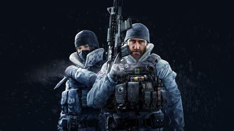 rainbow  siege black ice dlc   spectator cam