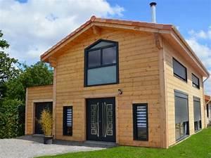 Construire Sa Maison Prix : construire sa maison en bois prix maisons pinterest et ~ Carolinahurricanesstore.com Idées de Décoration
