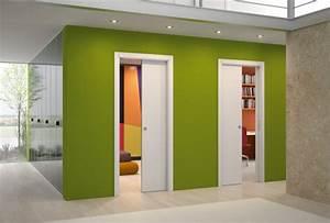 meuble salle de bain porte coulissante maison design With porte de douche coulissante avec spot led meuble salle de bain