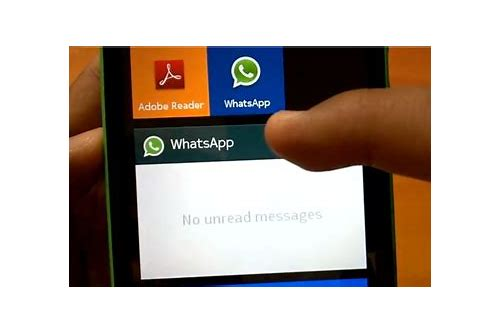 whatsapp s40 download latest version