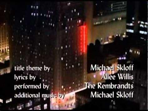 Friends Season 10 Finale End Credits - YouTube