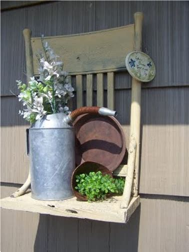 decoration de chaise pour noel faire une etagere de rangement pour le jardin avec une
