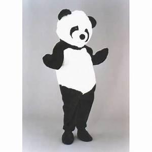 Grosse Peluche Panda : panda peluche grosse t te mascotte festi fiesta ~ Teatrodelosmanantiales.com Idées de Décoration