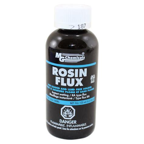 Liquid Rosin Flux - 4 oz