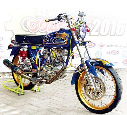 Foto Model Cb by Honda Cb 71 Kediri Jadul Namun Stylish