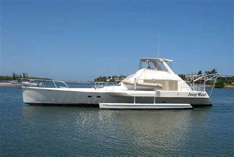 Catamaran Motor Yachts For Sale by Stuart Catamaran 64 Large Motor Yacht For Sale