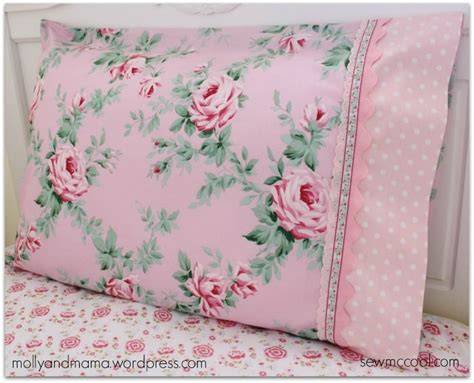 shabby fabrics pillowcase diy so simple shabby pillowcases with lace trim shabby chic much more pinterest lace