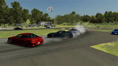 Tamada Sportland WDTS drift pack - YouTube