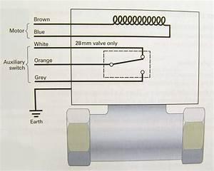 Wiring Diagram 2 Port Motorised Valve