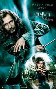 Movie Review - Harry Potter and the Order of the Phoenix