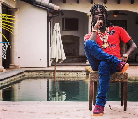 Chief Keef House - minneapolis unsure why chief keef told fans to egg