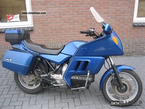 bmw k 100 lt 1991 bmw k100lt moto zombdrive