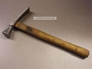 Altes Werkzeug Holzbearbeitung : alter schusterhammer hammer mit stiel altes werkzeug ~ Watch28wear.com Haus und Dekorationen