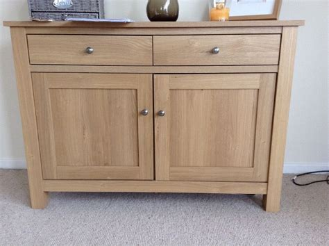 Malvern Sideboard by Next Oak Effect Sideboard Malvern Range Relatively New