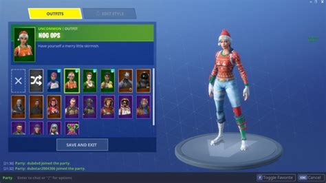 Fortnite Account Pc Very Rare Nog Ops Skin S2 S3 Maxed For Sale In Crumlin, Dublin From Joshu123