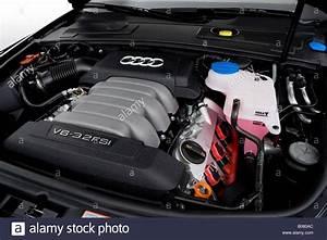2008 Audi A6 Avant 3 2 Fsi Quattro In Black