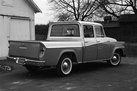 toyota international 1957 international 50th anniversary edditon crew cab