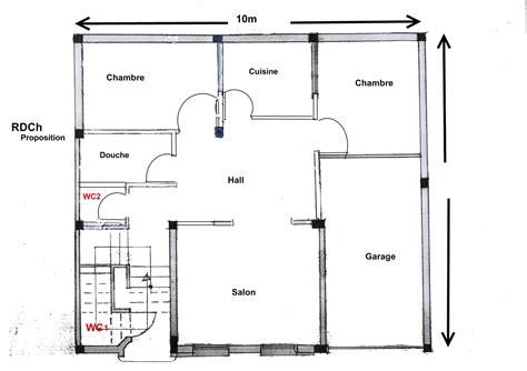 plan de maison 2 chambres cuisine plan d une maison simple faceto trouvez les