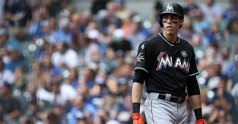 Christian Yelich's Agent Says Marlins Should Trade Him