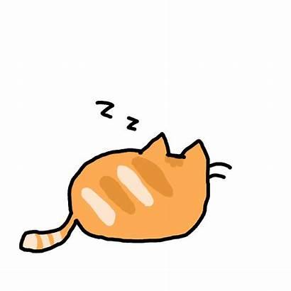 Cat Animated Animations Kawaii Gifs Anime Clipart
