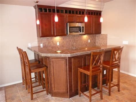 Basement Finishing Ideas How Much Does A Wet Bar Cost?