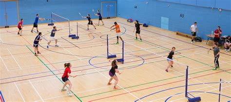 badminton guildford surrey sports park