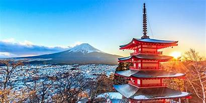 Japan Japanese Background Building Tokyo Traditional North