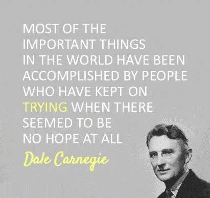 dale carnegie quotes  success