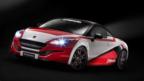 Peugeot Rcz Usa by Peugeot And Bimota Team Up For Special Rcz R Autoblog