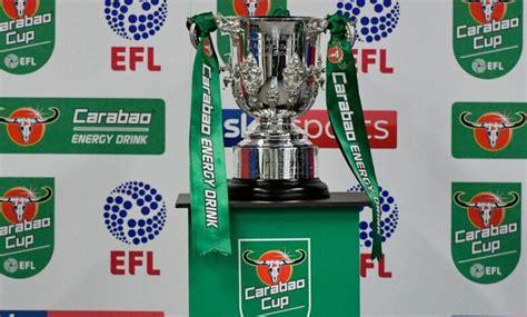 Carabao Cup Semi-final Draws: City Battles United | EveryEvery