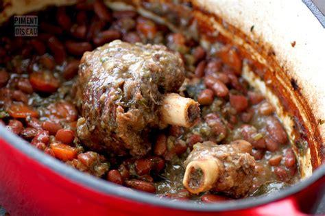 comment cuisiner la cervelle d agneau agneau mijoté aux haricots rouges et au gingembre piment