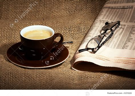 Image Of Cup Of Coffee And Newspaper Hot Coffee Amazon Cold Heart Mug Community Warehouse Pinterest Products Yeti Sizes Logo Bass Pro
