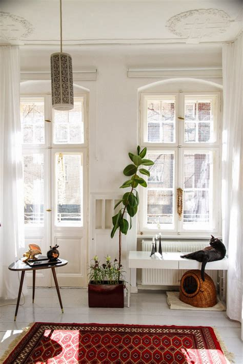 Vintage Apartments In Berlin  Home Design And Interior