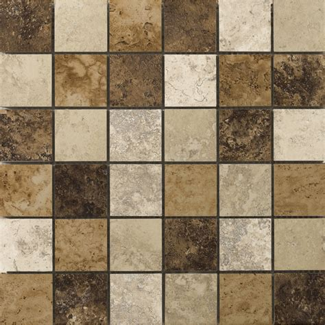 Emser Tile Locations by Shop Emser Taverna Mosaic Blend Squares Mosaic