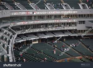 Chicago April 25 Broadcast Booth Us Stock Photo 54547426 ...