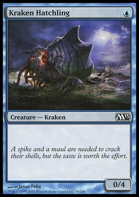 mtg shipbreaker kraken deck proxies for deck quot release the krakens quot deckstats net