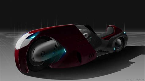 Futuristic Motorcyle : Concept Design By Noosborn On