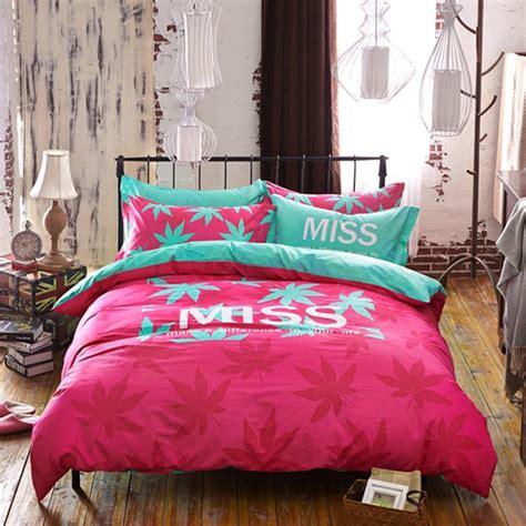miss marijuana bedding set queen size ebeddingsets