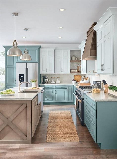 ultimate blue farmhouse kitchen collection